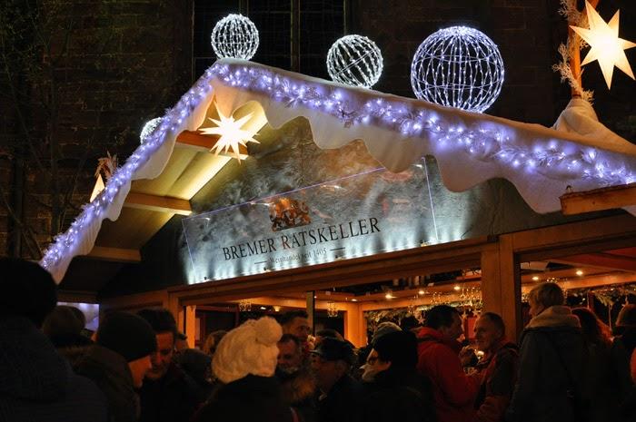 Bremen Christmas Market/ Bremer Weihnachstmarkt