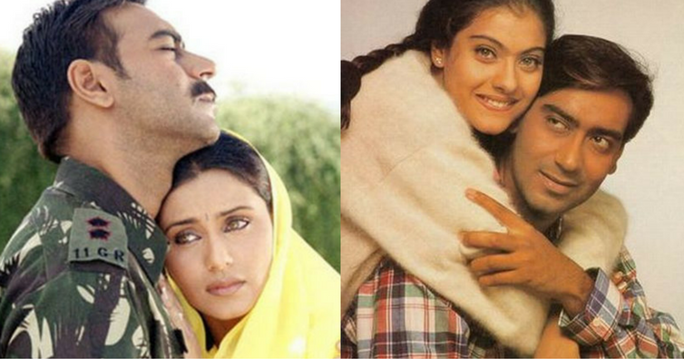 Image result for ajay devgan rani mukherjee
