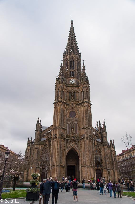 Catedral del Buen Pastor. 20 cosas para ver en Donostia