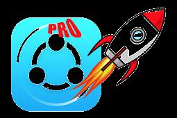 تحميل تطبيق Shareit المدفوع Pro بدون اعلانات APk