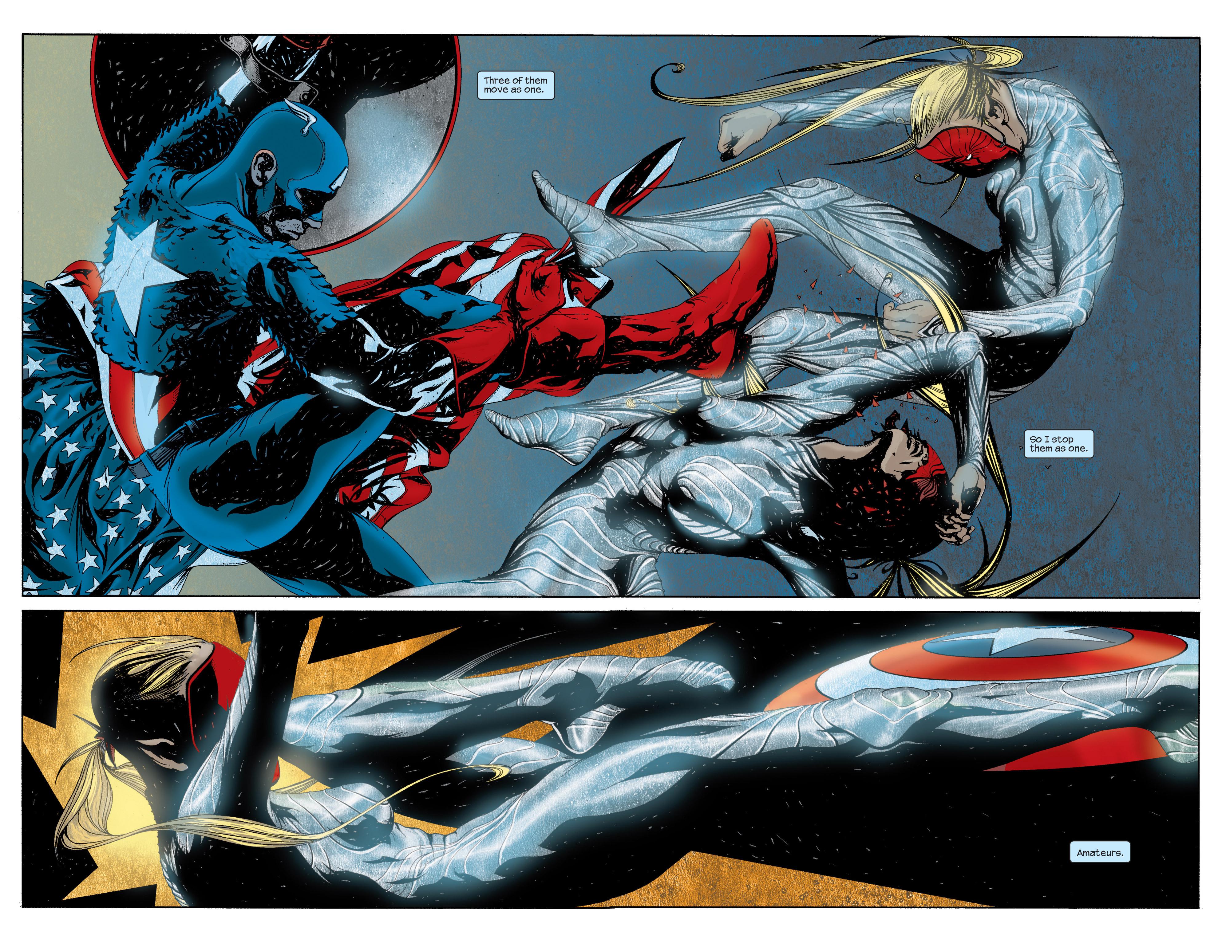 Captain America (2002) Issue #13 #14 - English 21