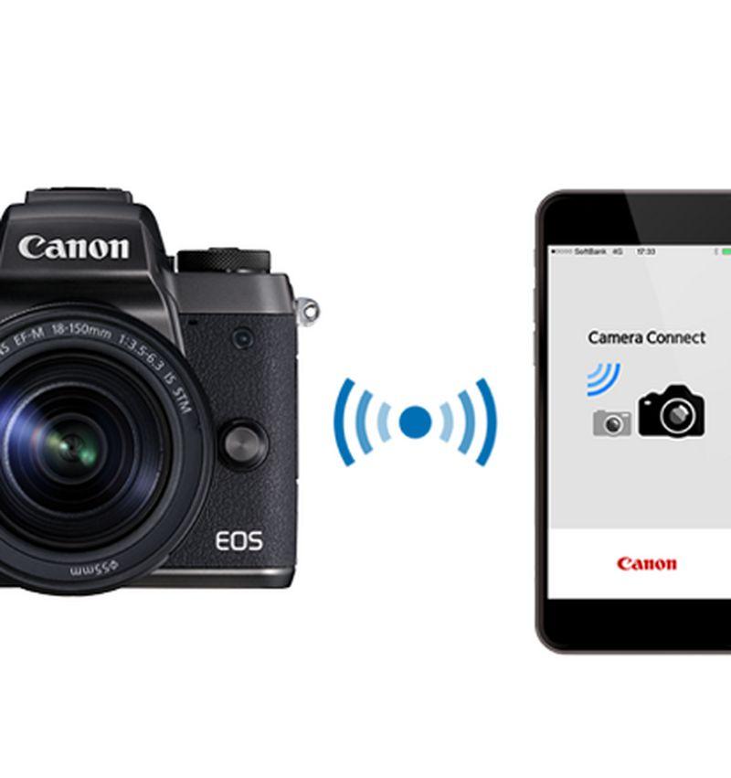 wifi camera connect
