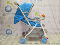 Kereta Bayi Creative Baby BS329 Trek Blue