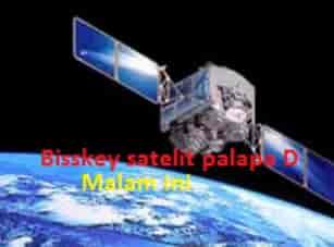 Biss Key Satelit Palapa D Terbaru Di Parabola
