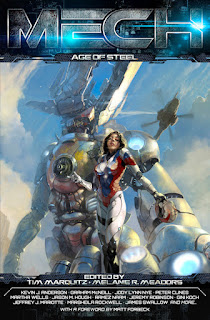 The Answer is Always Giant Robots by Jeff Somers