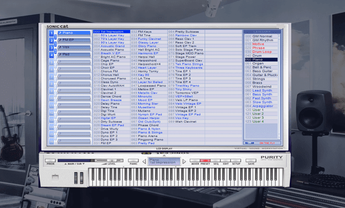 A1000 TÉLÉCHARGER PIANO GRATUIT YAMAHA
