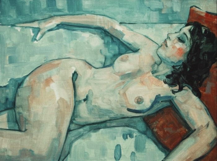 Художник из Дартмура. Carl Chapple