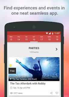 eventshigh app