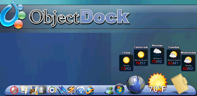 Download ObjectDock 2.20