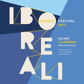 I Boreali Nordic Festival: libri, musica, cinema e food 2-3-4-5 febbraio Milano