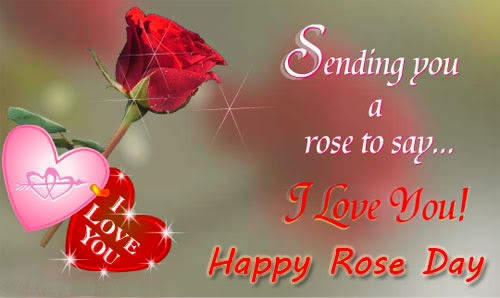 rose day wallpaper