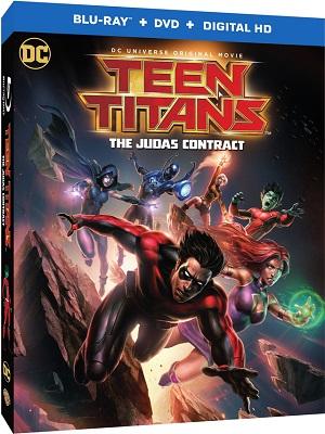 Teen Titans The Judas Contract Movie (2017) 720p BluRay 800mb