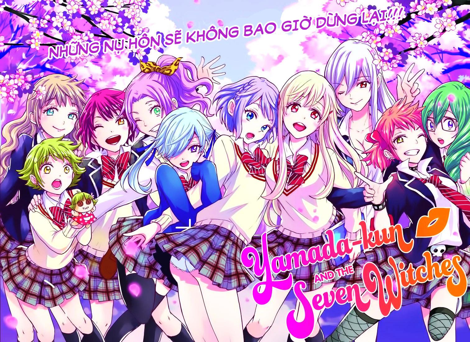 Yamada-kun to 7-nin no majo chap 200 Trang 4 - Mangak.info