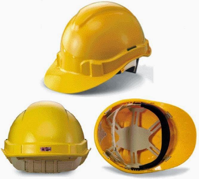 Safety Helmet Helm Pelindung Kepala