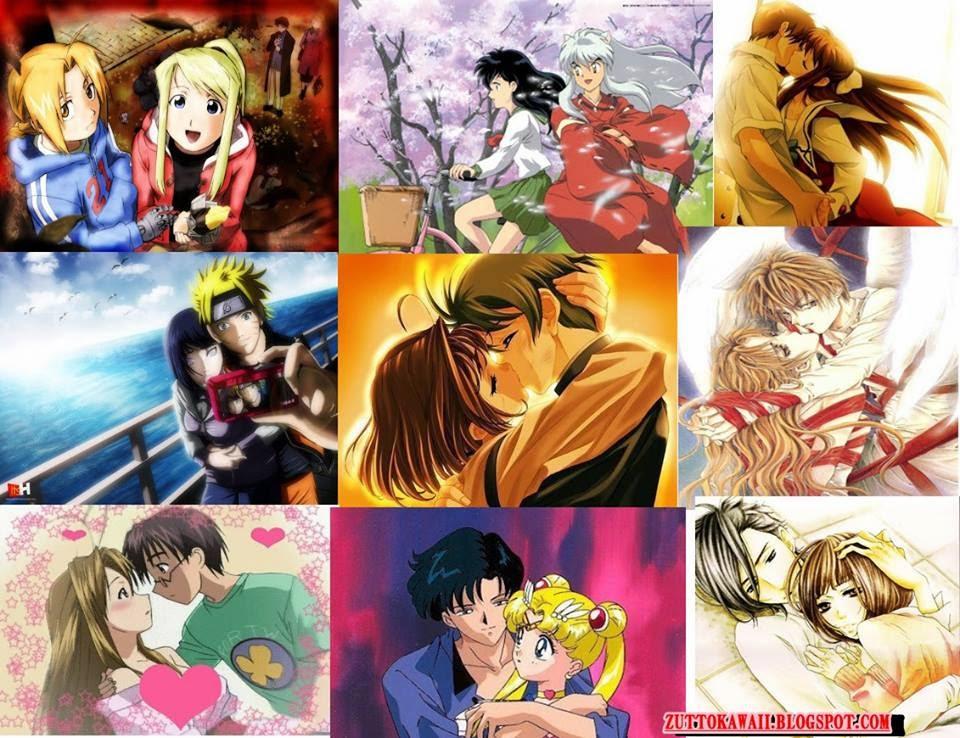 Aqueles Casais Duvidosos Ou Que Rola Clima Mas Nao Ficam De Fato Juntos Acabaram Sendo Interpretados Por Fas Shippes Animes Para