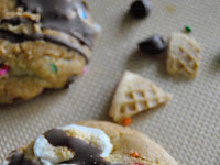 Ice Cream Sundae Cookies