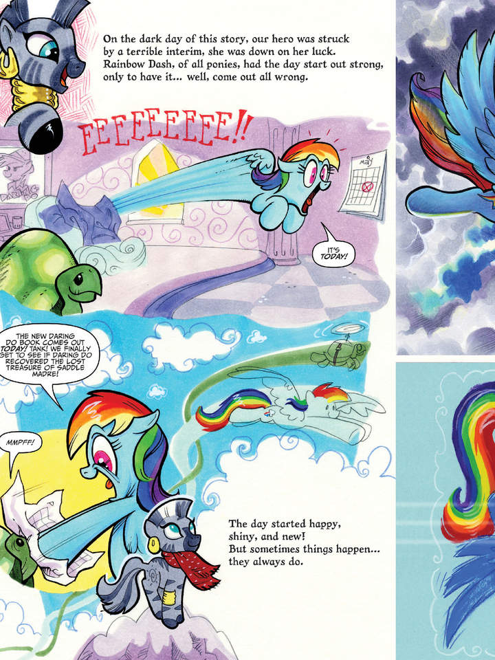 iTunes Preview for Friendship is Magic Comic #41 Page 2