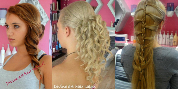 Divine art hair salon cyprus for K divine hair salon