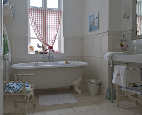 Country Bathroom Decor: Bathroom Country Designs For Small Bathrooms