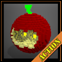 Angry Android: Destroy The Evil Apple - new action android game