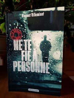 La brigade de l'ombre, tome 2 : Ne te fie à personne Vincent Villeminot