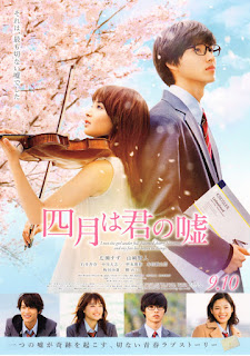 Watch Your Lie in April (Shigatsu wa kimi no uso) (2016) movie free online