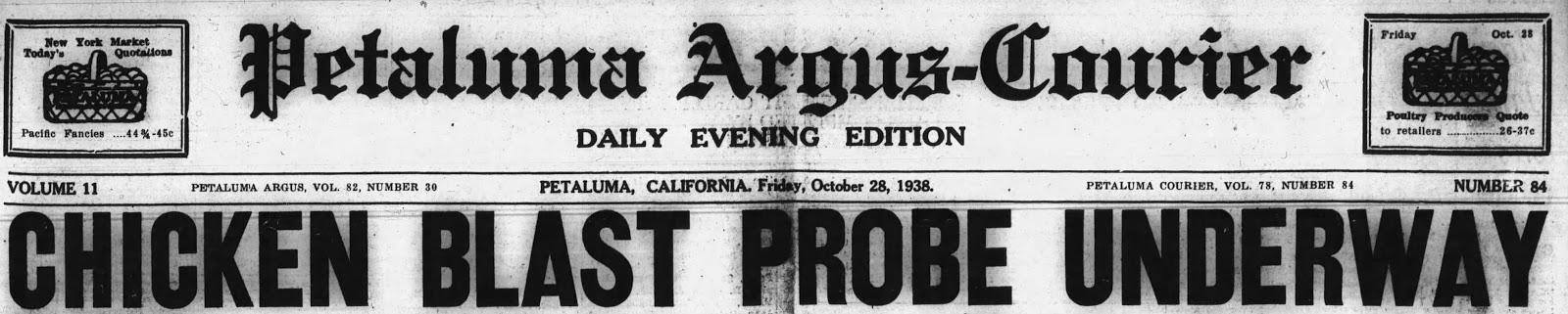Petaluma | Santa Rosa History