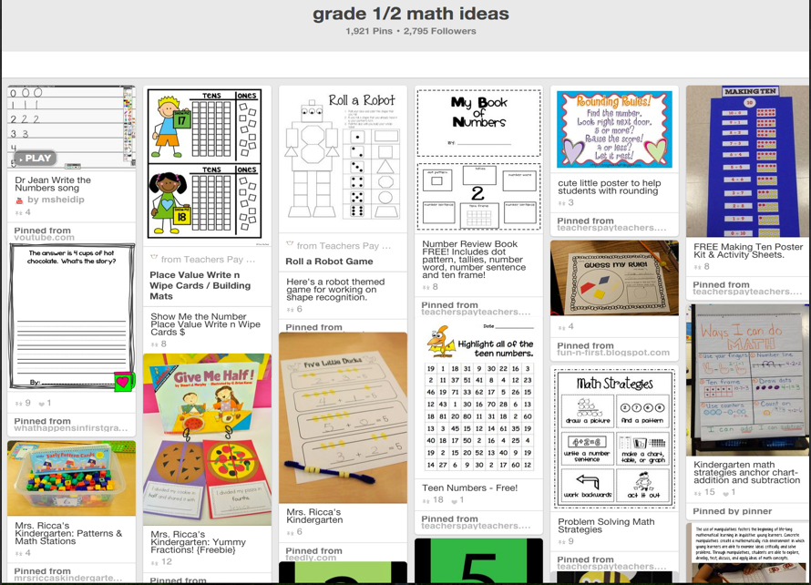 how to teach math to elementary students