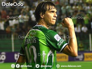 Pablo Zeballos no volverá a Oriente Petrolero para la Temporada 2019 - DaleOoo