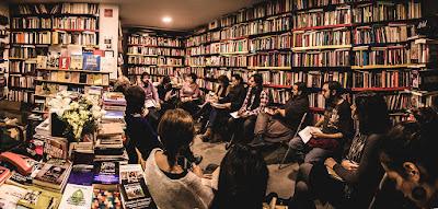 Club de Lectura de Poesía Contemporánea La Fuga