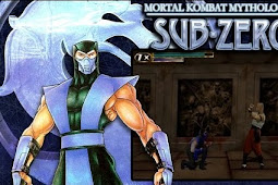 How to Download Game Mortal Kombat Mythologies Sub Zero for Computer PC or Laptop
