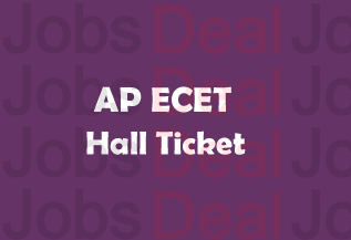 AP ECET Hall Ticket 2017