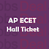 AP ECET Hall Ticket 2017 Download Andhra Pradesh ECET Admit Card