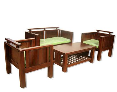 contoh kursi tamu minimalis untuk ruang tamu sempit