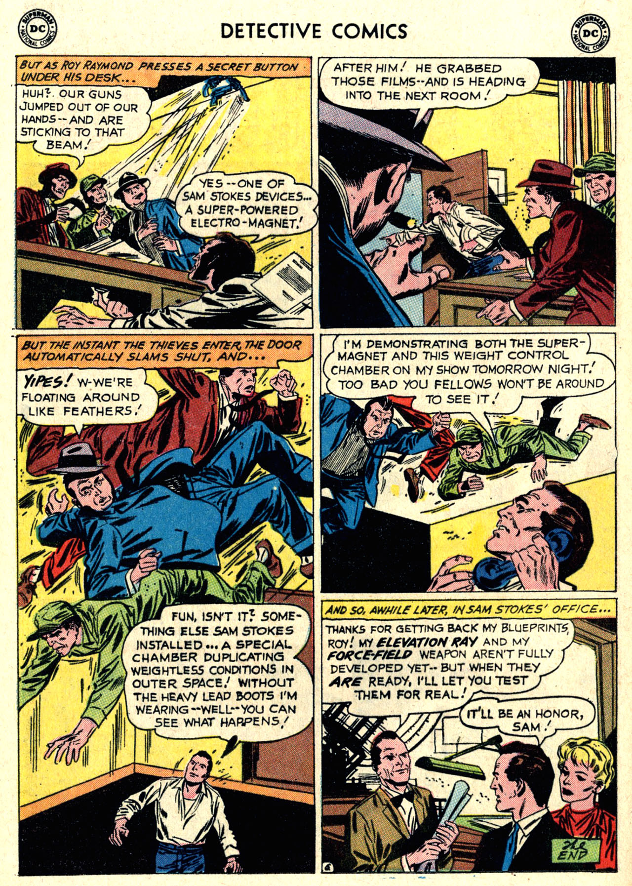 Detective Comics (1937) 291 Page 31