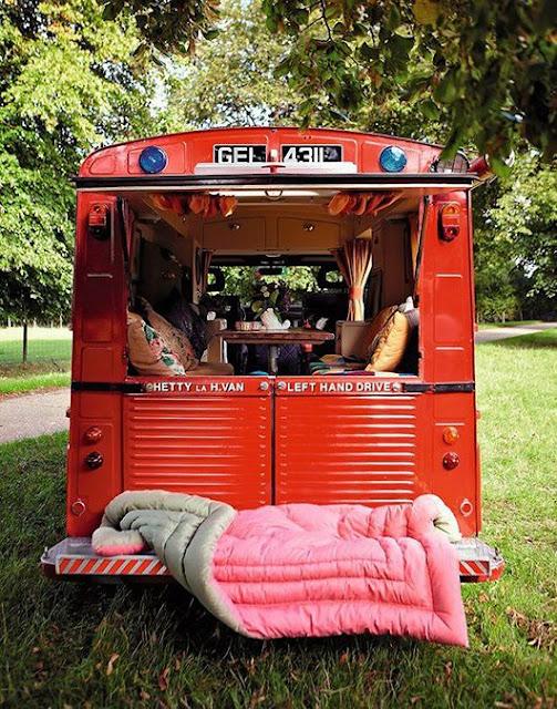 La Fabrique  Dco: combi, van, camping-car et caravane ...