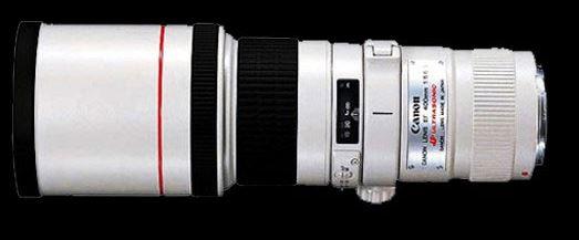 Canon EF 400mm f/5.6L USM Prime / Telephoto Lens
