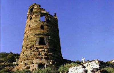Αρχίζουν τα έργα για τη σωτηρία του αρχαίου Πύργου Άνδρου