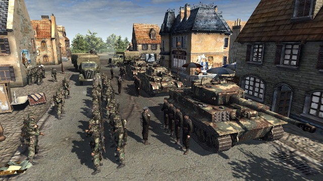 Download Men of War Assault Squad 2 PC Games