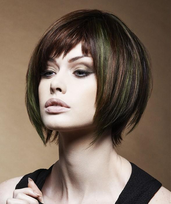 Marvelous New Stylish Bob Haircut 2015 For Girls Jere Haircuts Short Hairstyles Gunalazisus