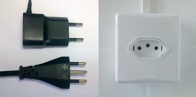 Instalaciones eléctricas residenciales - Enchufe tipo N