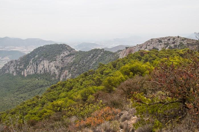 Sierra de la taja circular a monte coto desde casas del se or - Sierra circular pequena ...