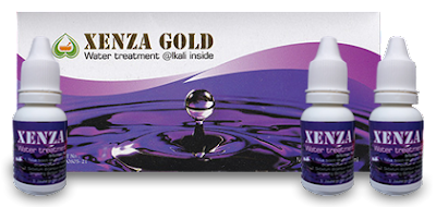 Air Alkali Xenza Gold Original