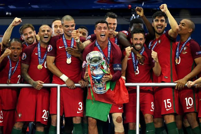 Portugal Eder Euro 2016