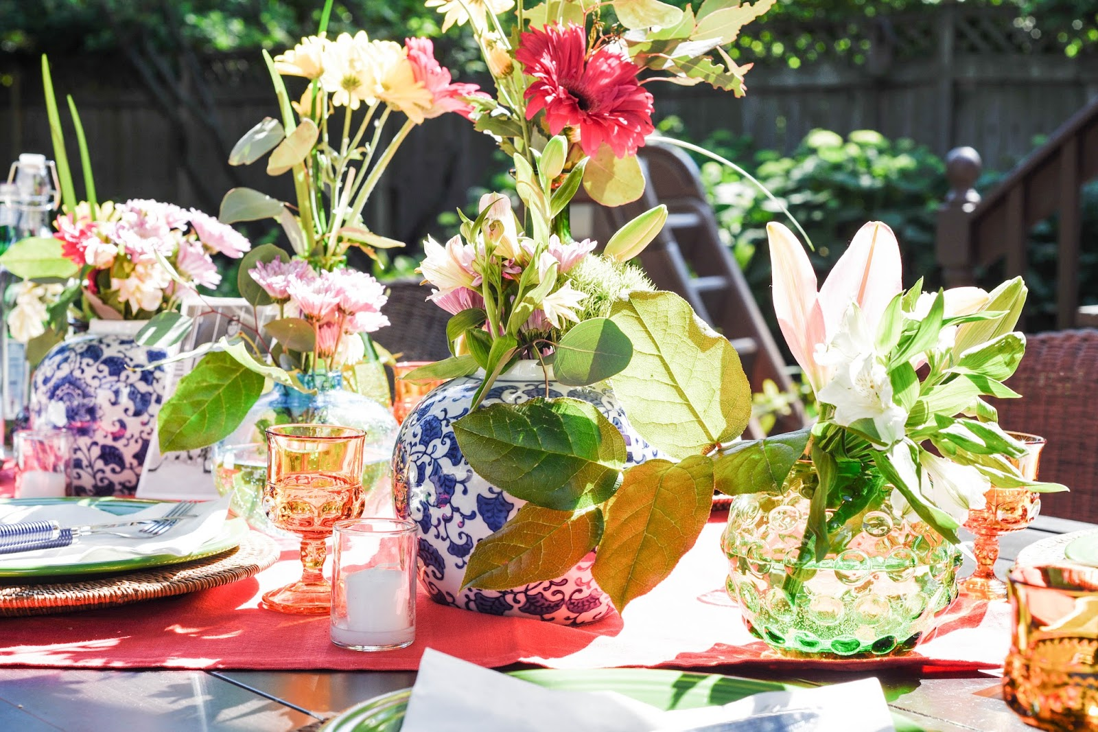 Remarkable Outdoor Summer Tablescapes Home With Keki Beutiful Home Inspiration Ommitmahrainfo