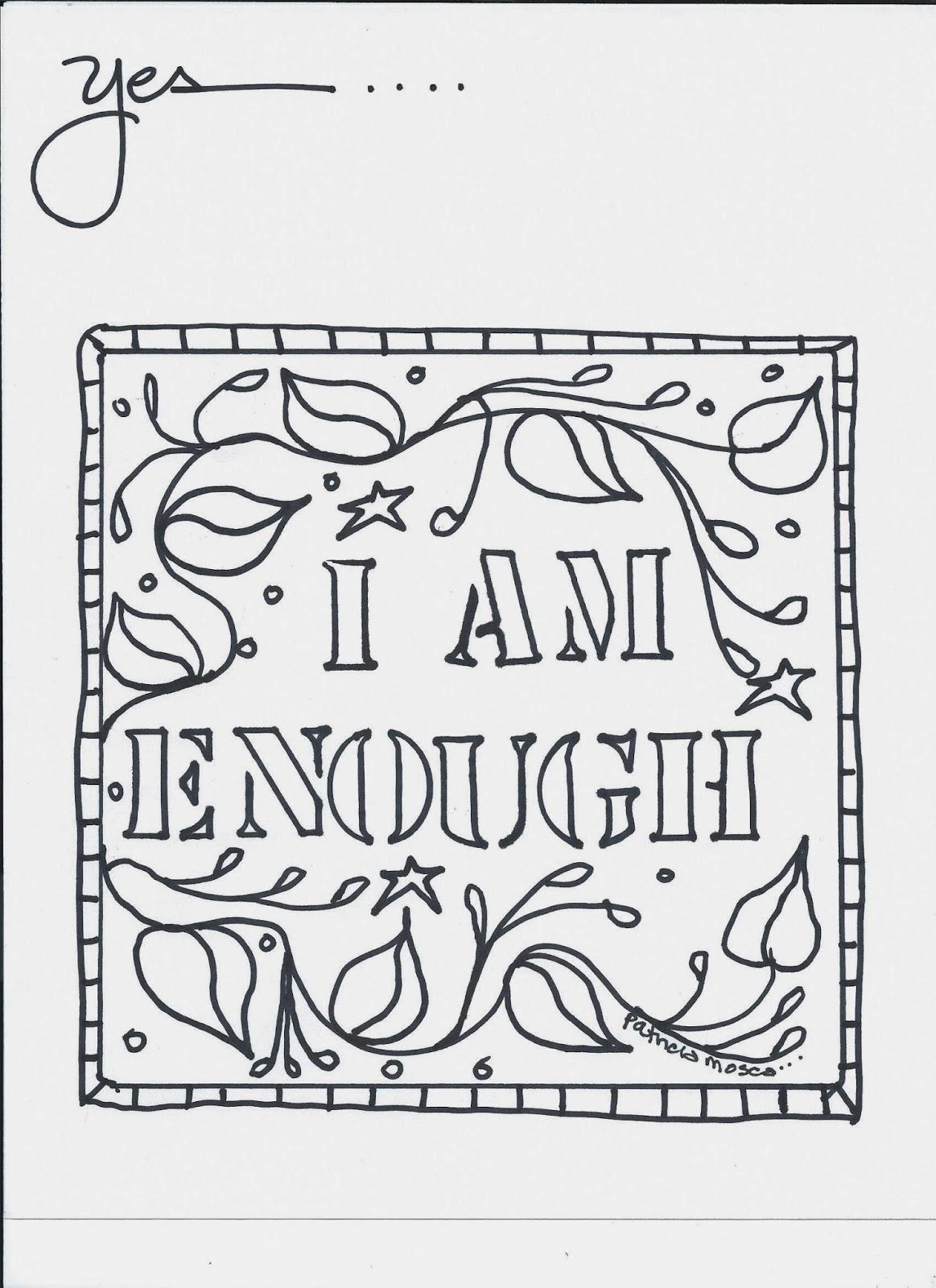 The Creative Playground: Enough...