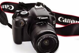 Sekilas Mengenai Variasi Harga Kamera DSLR Canon