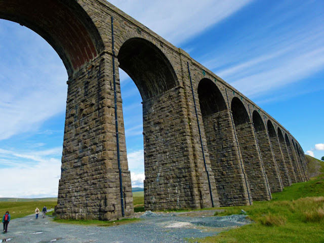 Ribblehead up close