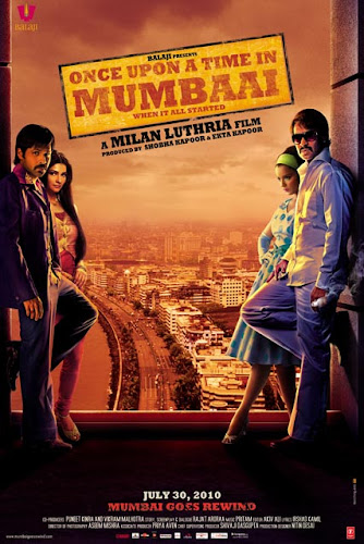 Once Upon a Time in Mumbaai (2010) Movie Poster