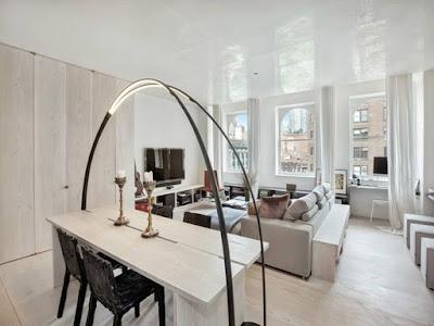 Tham khảo mẫu thiết kế nội thất căn hộ cao cấp